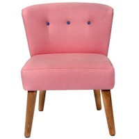 Julep vintage back buttoned chair