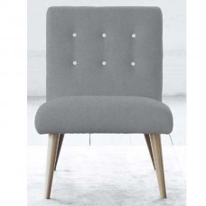 EVA BACK BUTTON CHAIR