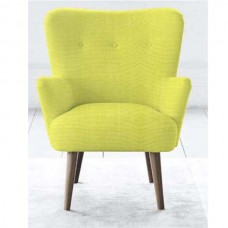 FLORENCE LOUNGE BACK BUTTONED CHAIR